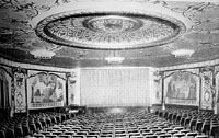 Interior of Embassy Theatre showing M.P. Moller Organ, Op. 4249 (1925) - New York City (Cinema Treasures)