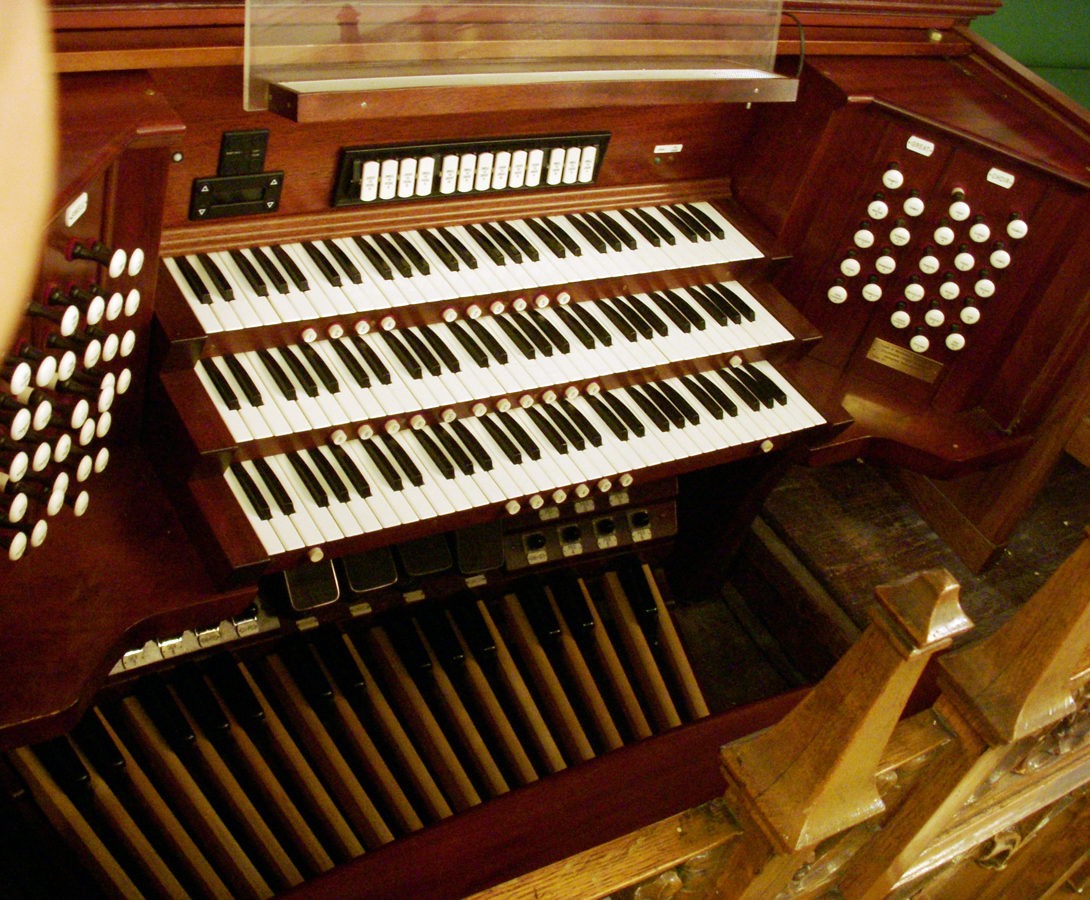 Southfield Organ, Op. 93 (2010) in First AME Bethel Church - New York City (photo: Dave Schmauch)