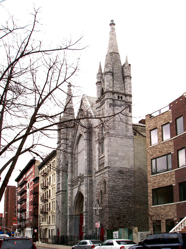 Greater Metropolitan Baptist Church - New York City (photo: Steven E. Lawson)