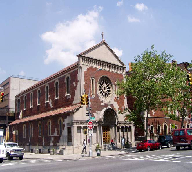 Church of the Guardian Angel (Roman Catholic) in New York City
