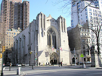 Church of the Heavenly Rest - New York City