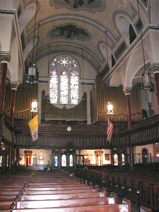 Aeolian-Skinner Organ, Op. 908 (1933) at Church of the Holy Cross - New York City
