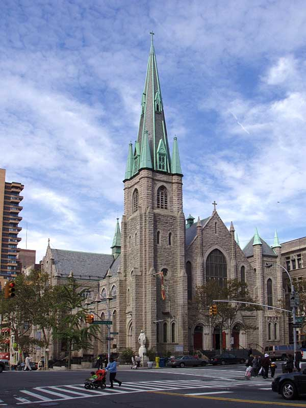 Holy Name of Jesus Catholic Church - New York City (Photo: Steven E. Lawson)