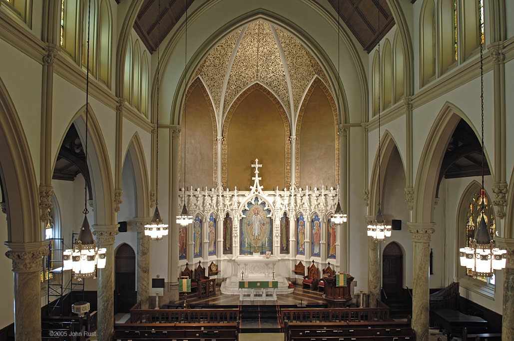 Evangelical Lutheran Church of the Holy Trinity - New York City (Photo: John Rust)