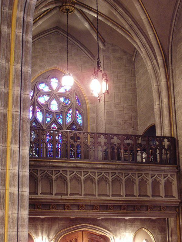 M.P. Möller Organ, Op. 5484 (1929) at the Roman Catholic Church of the Incarnation - New York City (photo: Steven E. Lawson)