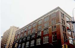 Julia Richman Education Complex - Julia Richman Education Complex - New York City - The complex known today as the Julia Richman Education Complex was built in   1923 as an all-girls commercial high school. The school's massive five-story, ...