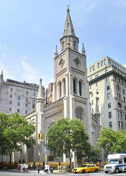 Marble Collegiate Church - New York City (photo: Marble Collegiate Church)