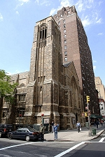 The Church of the Village (United Methodist) - New York City (Photo: John Rust)