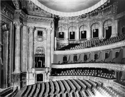 Century Theatre (orig. New Theatre) - New York City (credit: Library of Congress)