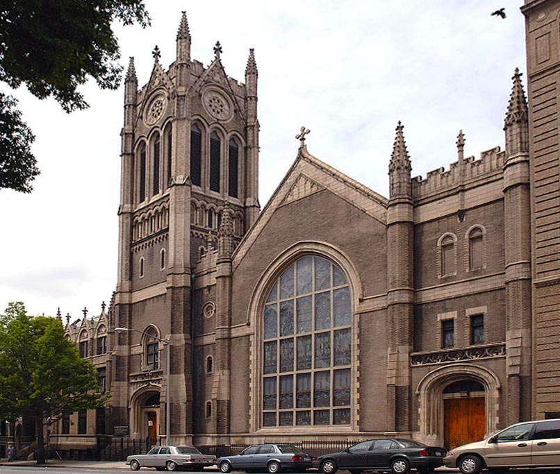 North Presbyterian Church - New York City (photo: John Rust)