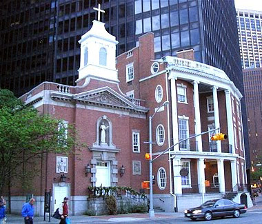 Our Lady of the Rosary Catholic Church / Shrine of St. Elizabeth Ann Seton - New York City