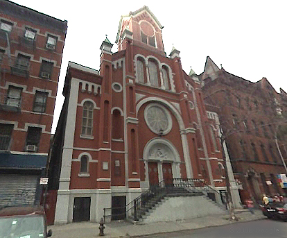 Church of Our Lady of Sorrows - New York City