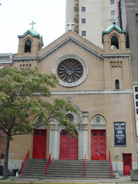 Lithuanian Roman Catholic Church of Our Lady of Vilnius - New York City