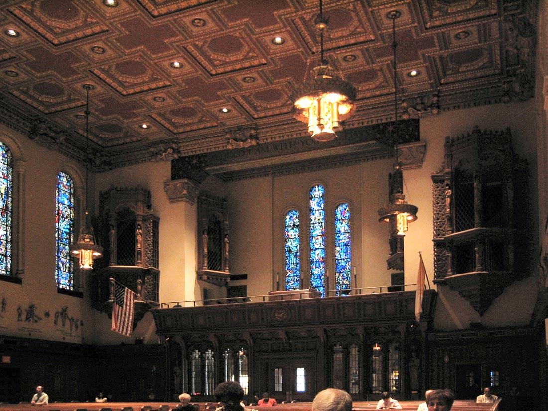 Church Of Our Saviour RC   New York City (Photo: Steven Lawson)