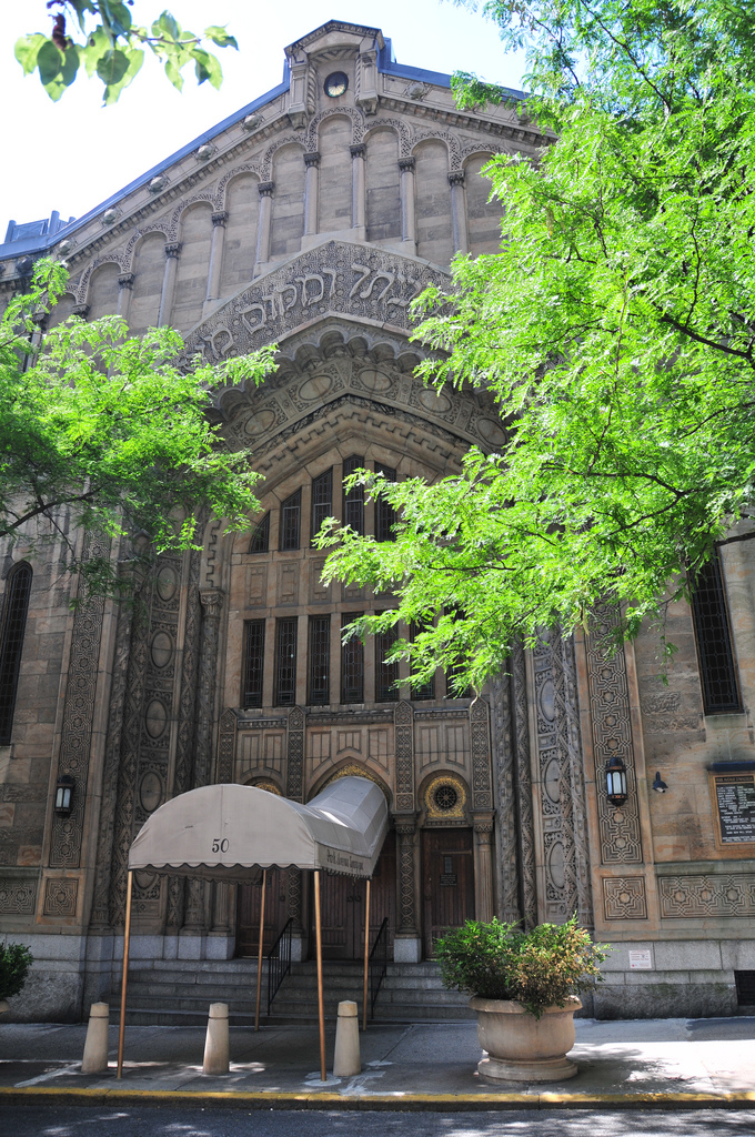 Park Avenue Synagogue - New York City
