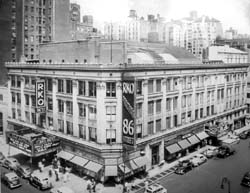 RKO 86th Street Theatre - New York City (photo: AJB Collection)