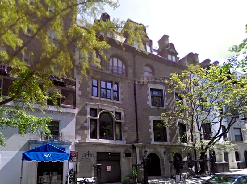 Former Charles H Davis Residence