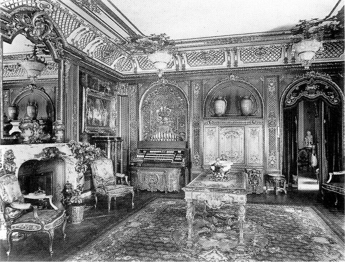 Aeolian Organ, Op. 1144 (1910) in Frank W. Woolworth Residence - New York City (photo: Organ Historical Society)
