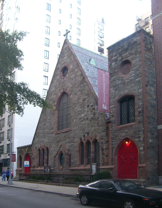 Church of the Resurrection (Episcopal) - New York City