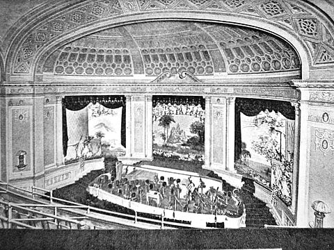 Rialto Theatre - New York City (photo: Cinema Treasures website)
