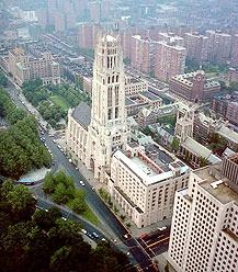 The Riverside Church New York City