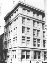 Swedish Lutheran Immigrant House at 6 Water Street - New York City