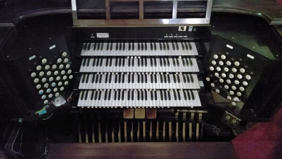 Austin Organ, Op. 1640 (1929) at Second Presbyterian Church - New York City (courtesy Jonathan Bowen)