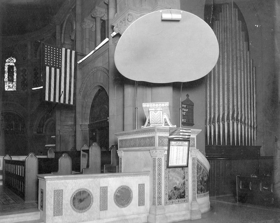 Chapel of St  Agnes (Episcopal) of Trinity Parish - New York