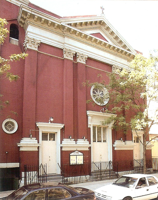 St. Ann Roman Catholic Church of Harlem - New York City