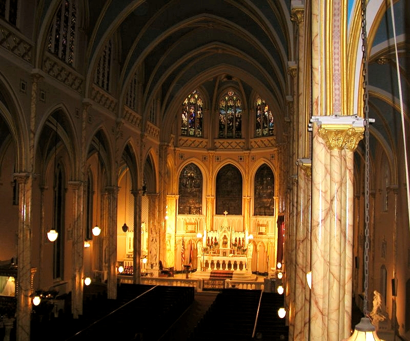 St. Ann Armenian Rite Cathedral and Shrine - New York CIty