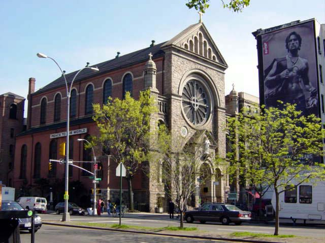 The Shrine Church of St. Anthony of Padua (Catholic) - New York City