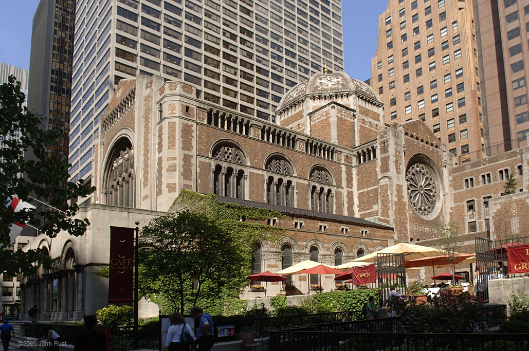 St. Bartholomew's Episcopal Church - New York City (photo: Steven E. Lawson)