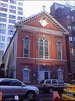 St. Benedict the Moor Roman Catholic Church - New York City
