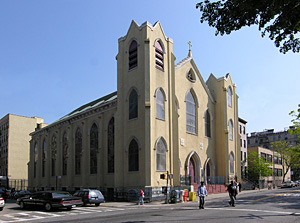 St. Brigid's Catholic Church - New York City