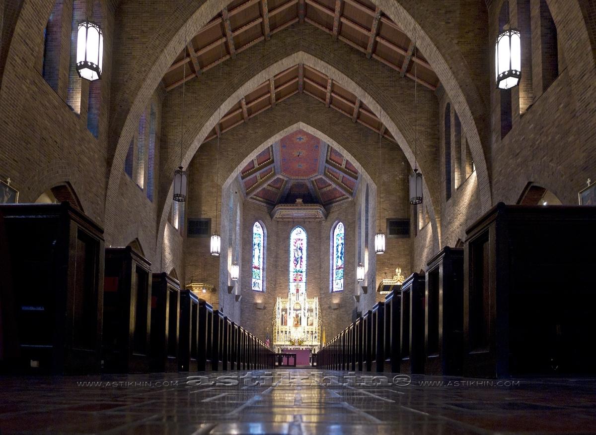 St Catherine Of Siena Catholic Church New York City