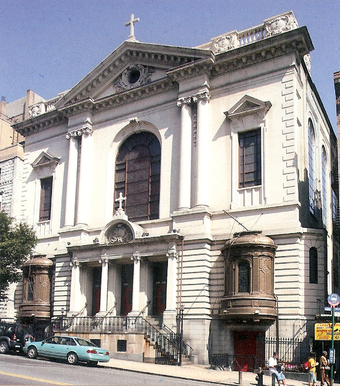 Church of St. Francis de Sales - New York City (photo: New York Archdiocese)