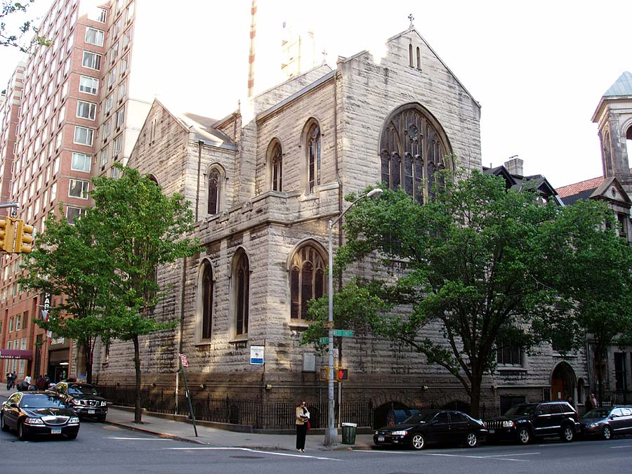 Episcopal Church of St. Ignatius of Antioch - New York City