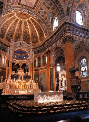 Church of St. Jean Baptiste - New York City