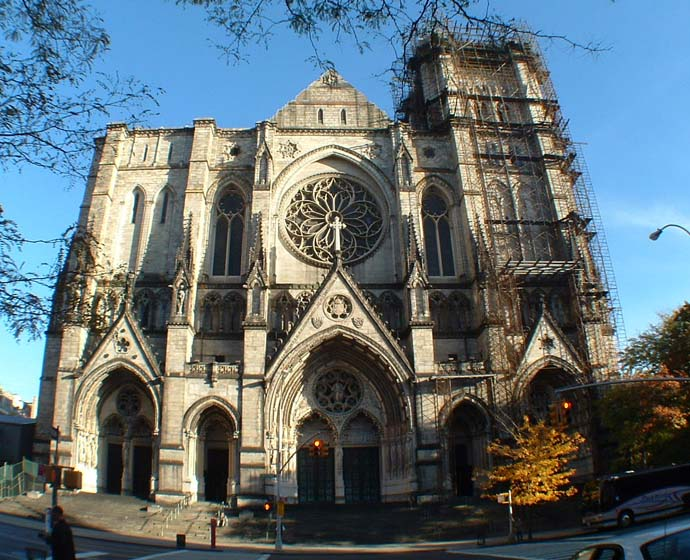 Cathedral Church of St. John the Divine - New York City