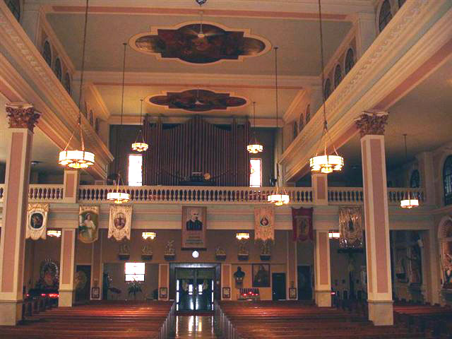 Geo. Kilgen & Son Organ, Op. 7024 at St. Joseph Roman Catholic Church (Lower East Side) - New York City