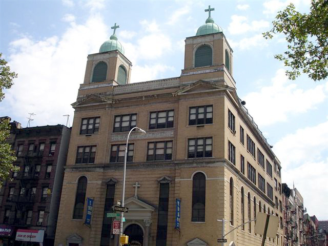 St. Joseph Catholic Church (Lower East Side) - New York City