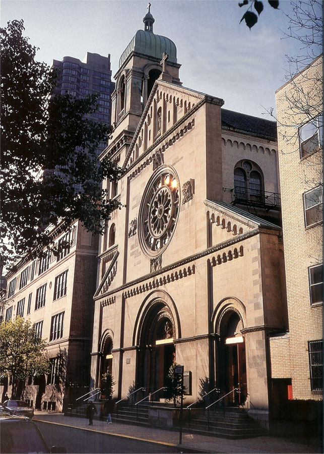 Church of St. Joseph (Yorkville) - New York City (Photo: St. Joseph Church)