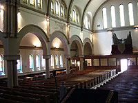 Austin Organ, Op. 284 (1912) at St. Luke Episcopal Church - Harlem, New York City (photo: Harlem One Stop)