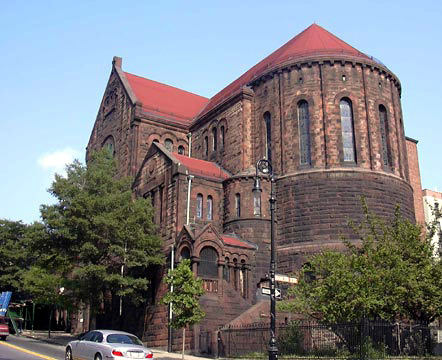 St. Luke Episcopal Church - Harlem, New York City