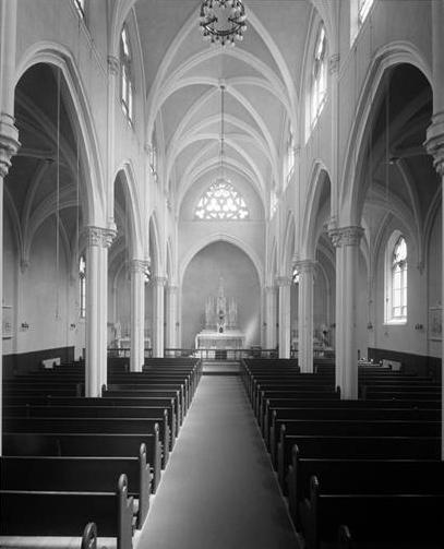 new york saint malachy church