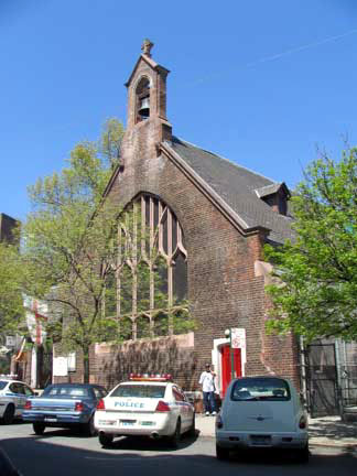 St. Mary Episcopal Church - (Manhattanville, Harlem), New York City