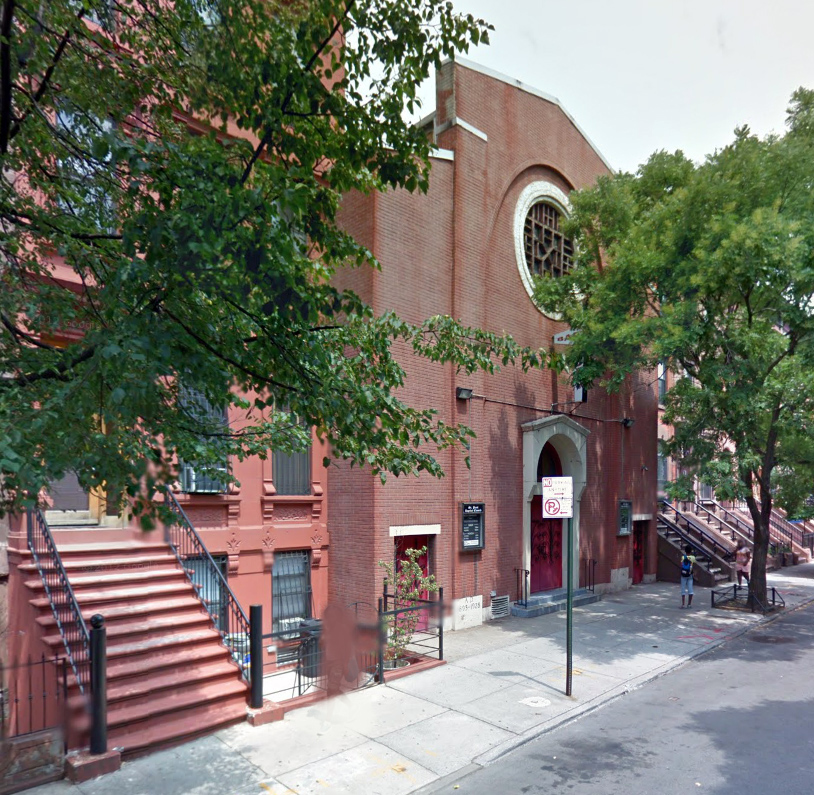 St Paul Baptist Church - New York City