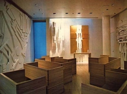 Chapel of the Good Shepherd at St. Peter's Lutheran Church - New York City