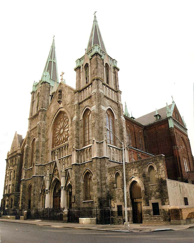 St. Raphael's Catholic Church - New York City