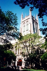 James Chapel of Union Theological Seminary - New York City (Photo: Jeff Scofield)